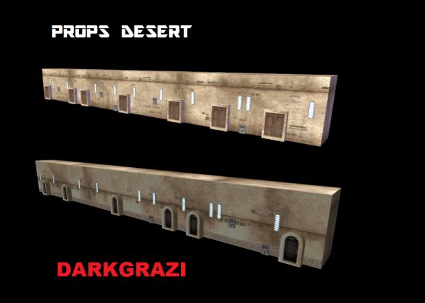 PROPS DESERT