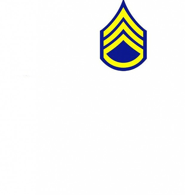Staff Sergeant Rank