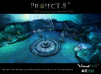 Project 9:The Underground Aryan City concept02