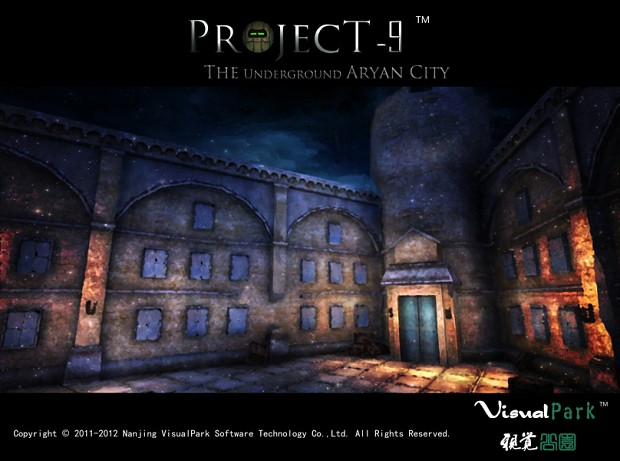 Project 9:The Underground Aryan City concept01