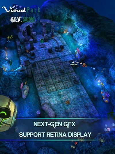 Project 9:The Underground Aryan City screenshot02
