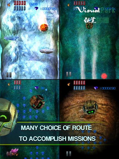 Project 9:The Underground Aryan City screenshot03