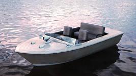 PROJECT X Boat Model