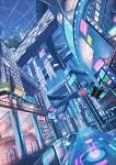Endless Light City