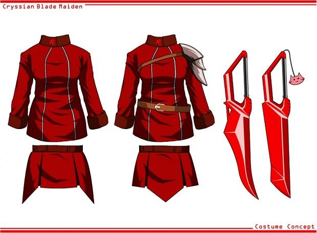 Costume Concept 001