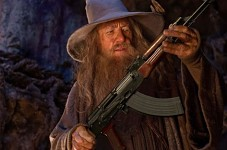 Gandalf The Shooter