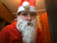 Mr Santa xD