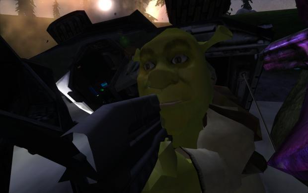 Shrek is Dreck