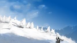 Snow Climb