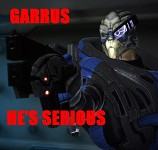 garrus pic for a friend