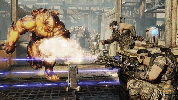 gears of war 3 still cool