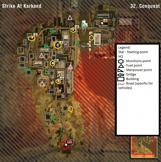 "cohMC custom map ""Strike at karkand"""