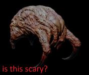 scary headcrap