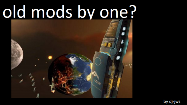 old homeworld 2 mods in one