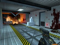 Black Mesa: Security New map