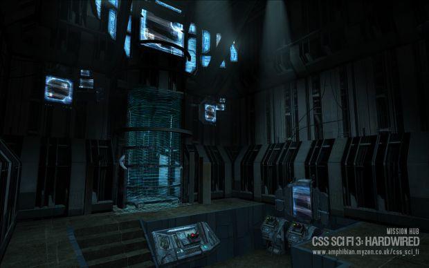 CSS SCI FI hub