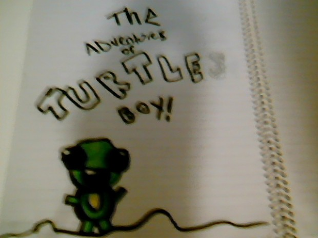 The Adventures of TurtleBoy!
