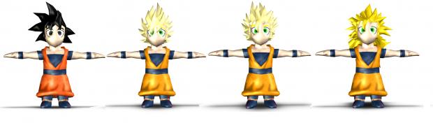 HD Goku LBZ