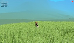 Shinya screenshot - meadow