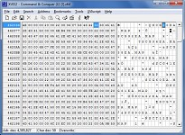 Hexadecimal editing of c&c nintendo 64 rom