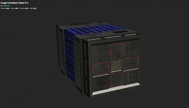 Container Class-K