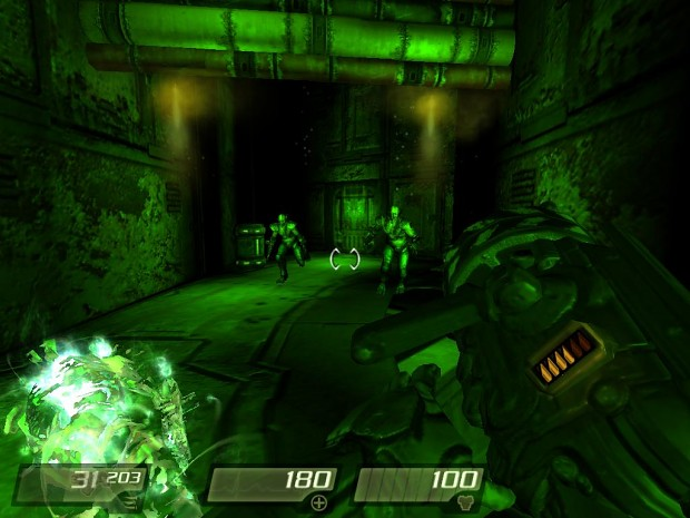 Quake 4: A Strogg's Revenge Mission Pack