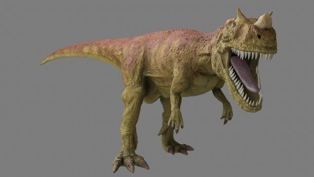 ceratosaurus renders