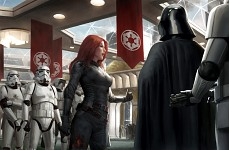 Mara Jade and the Hand of Judgment