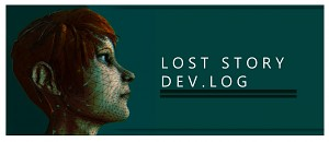 Lost Story Dev.Log logo
