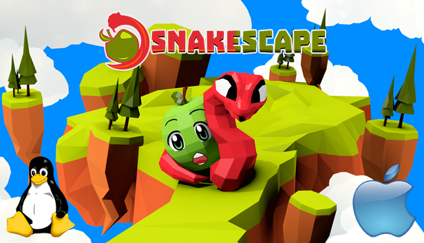 SnakEscape 3 Linux & Mac