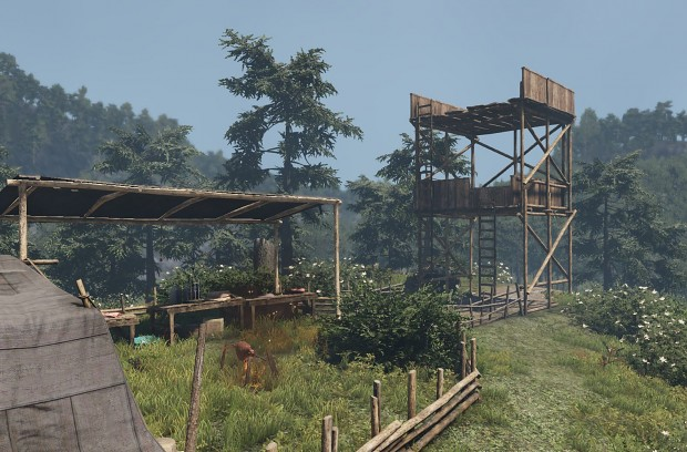 Hunter Outpost [FC4 Map]