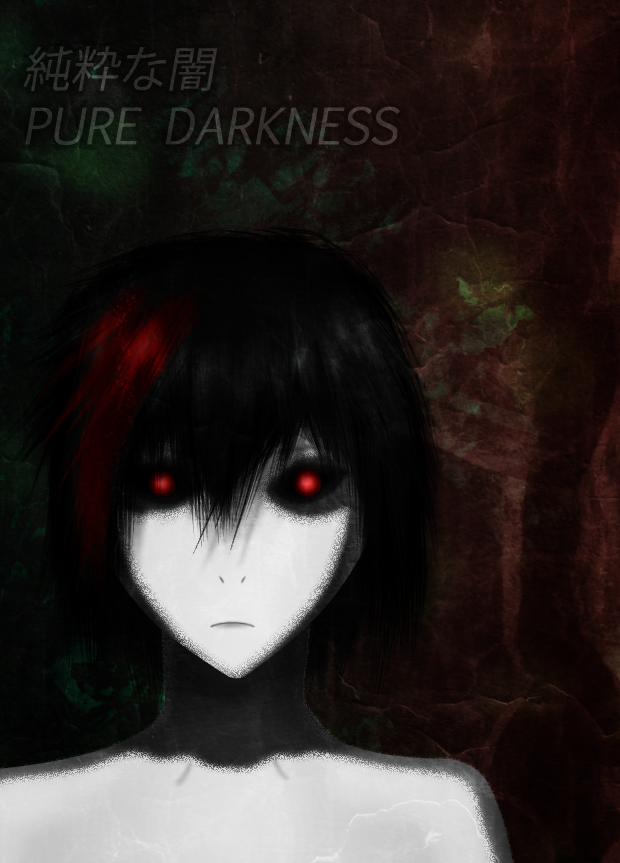 Pure Darkness pre-production art