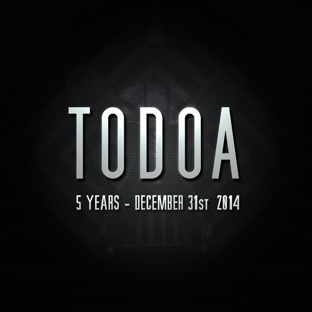 TODOA - Fifth Anniversary