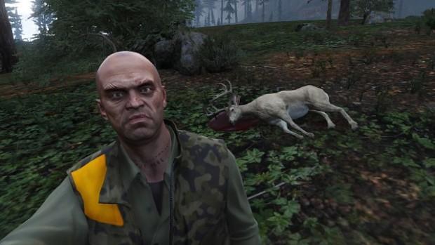 Hunting in GTA