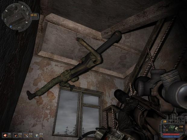 S.T.A.L.K.E.R. CoP The Way To Pripyat mod