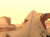 Dangerous Slope in GTA SA