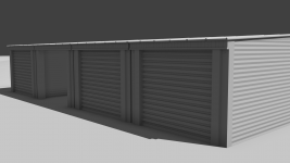 Storage High Poly