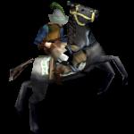 Soldado de Cuero (rearing)