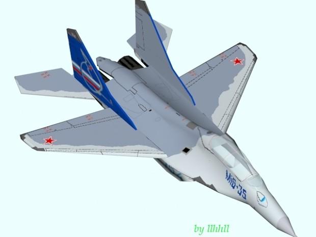 Mikoyan Mig-35 Image - Llhhll