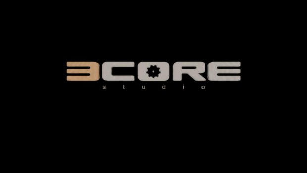 3 Core studio logo