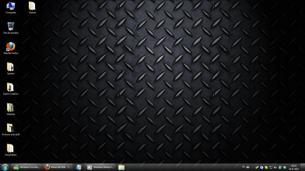Mah Desktop!