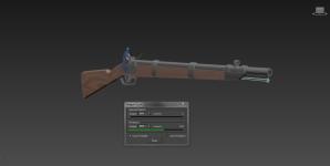 Various BTL Weapon Models