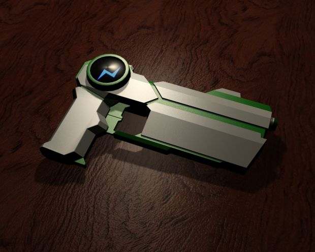 Greens QStar Blaster