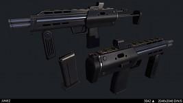 HL2 SMG1