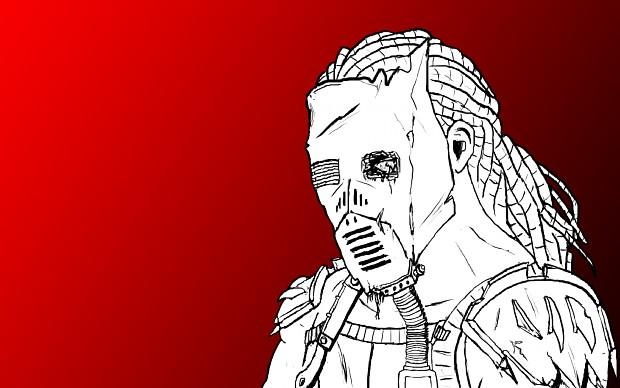 Cyberpunk w/ Dreads