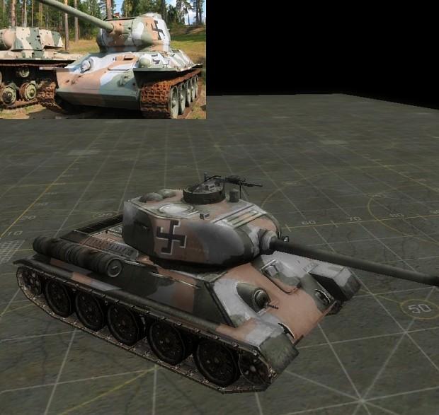 finnish t-34
