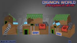 Digimon World Inn