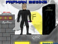 Fapman Cover (Original)