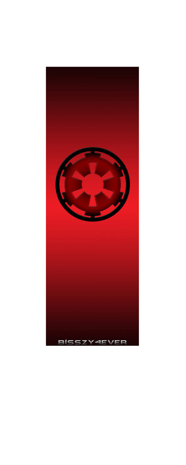 The First Galactic Empire Banners