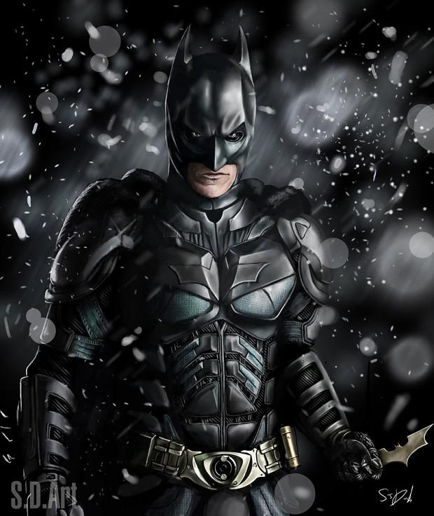 Batman Beyond RP- My Character Batman Reborn